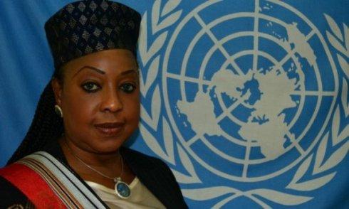 Fatma Samba Diouf Samoura - new FIFA Secretary General