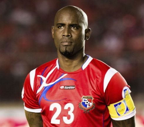 Felipe Baloy Panama