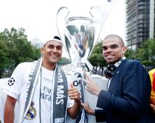 Navas and Pepe