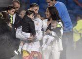Sergio's family