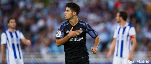 Asensio post match