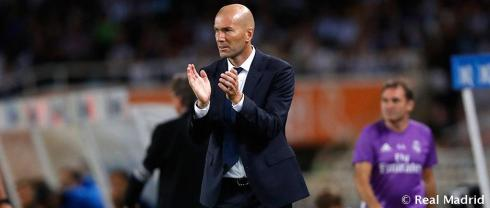 Zidane postmatch