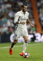 MADRID, SPAIN - SEPTEMBER 21: ... of Real Madrid ... during the La Liga match between Real Madrid CF and Villarreal CF at Estadio Santiago Bernabeu on September 21, 2016 in Madrid, Spain. (Photo by Angel Martinez/Real Madrid via Getty Images)