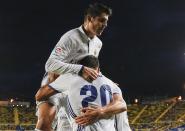 LAS PALMAS, SPAIN - SEPTEMBER 24: ... of Real Madrid ... during the La Liga match between UD Las Palmas and Real Madrid CF at Estadio de Gran Canaria on September 24, 2016 in Las Palmas, Spain. (Photo by Angel Martinez/Real Madrid via Getty Images)