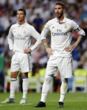 MADRID, SPAIN - SEPTEMBER 21: ... of Real Madrid ... during the La Liga match between Real Madrid CF and Villarreal CF at Estadio Santiago Bernabeu on September 21, 2016 in Madrid, Spain. (Photo by Angel Martinez/Real Madrid via Getty Images)