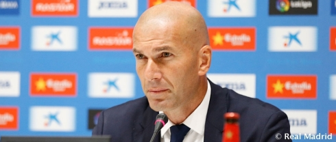 zidane-post-match