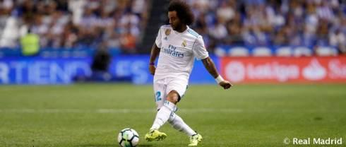 Marcelo post match