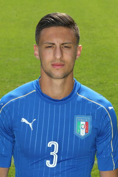 Den 25-år gammal 183 cm lång Antonio Barreca i 2020